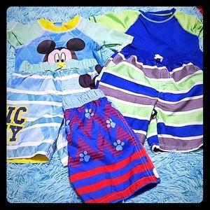 Other - Boy 3T Swimwear